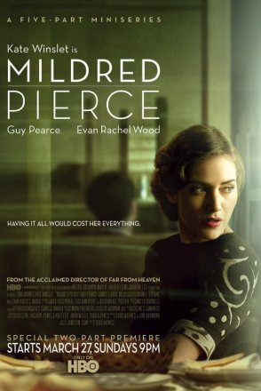 Capa do filme: Mildred Pierce