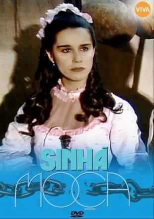 Capa do filme: Sinhá Moça