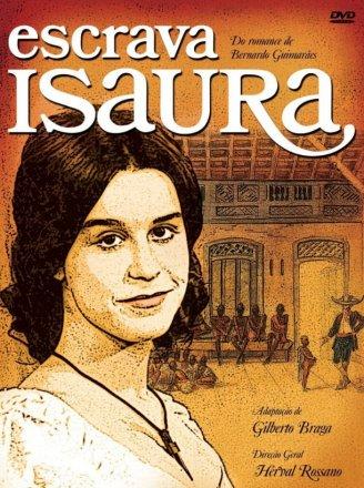 Capa do filme: Escrava Isaura