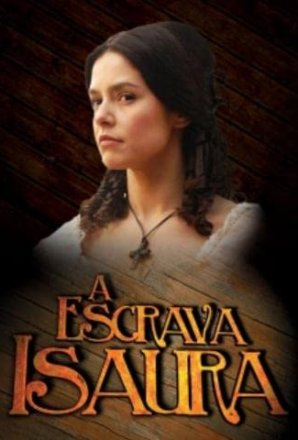 Capa do filme: A Escrava Isaura