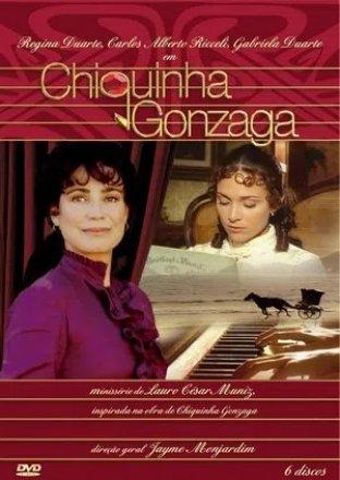 Capa do filme: Chiquinha Gonzaga