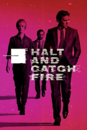 Capa do filme: Halt and Catch Fire