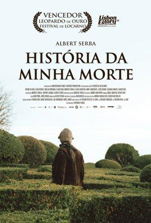 Capa do filme: História da Minha Morte