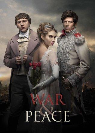 Capa do filme: Guerra & Paz