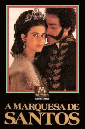Capa do filme: Marquesa de Santos