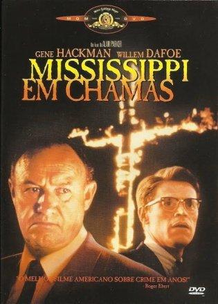 Capa do filme: Mississippi em Chamas