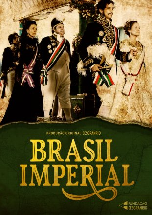 Capa do filme: Brasil Imperial
