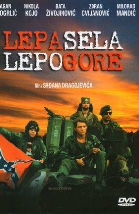 Capa do filme: Bela Aldeia, Bela Chama