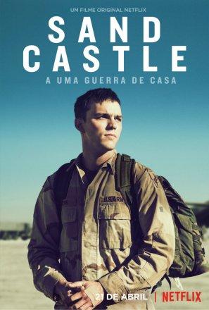 Capa do filme: Castelo de Areia