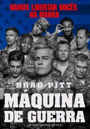 Capa do filme: Máquina de Guerra