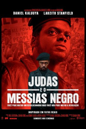 Capa do filme: Judas e o Messias Negro