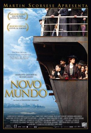 Capa do filme: Novo Mundo