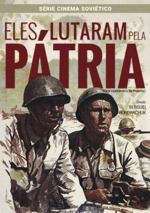 Capa do filme: Eles Lutaram pela Pátria