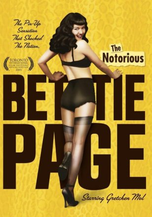 Capa do filme: Bettie Page