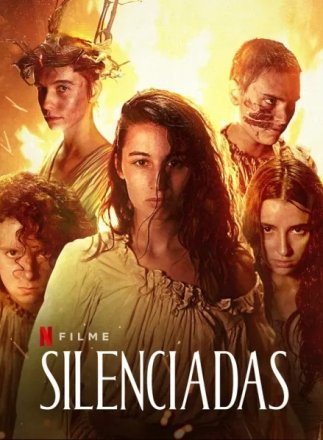Capa do filme: Silenciadas