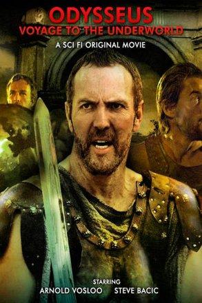 Capa do filme: Odisseu e a Ilha da Neblina