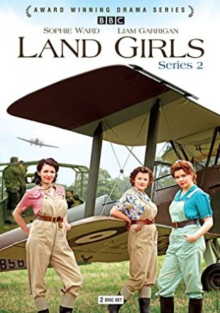 Capa do filme: Land Girls