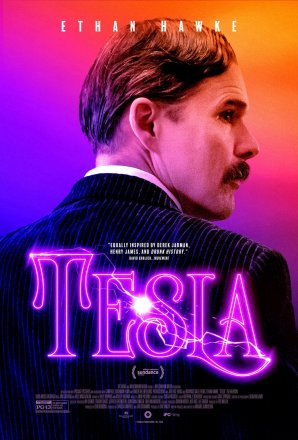 Capa do filme: Tesla