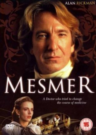 Capa do filme: Dr. Mesmer - O Feiticeiro