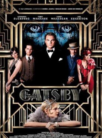 Capa do filme: O Grande Gatsby