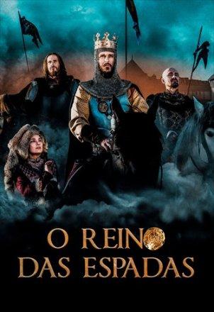 Capa do filme: O Reino das Espadas