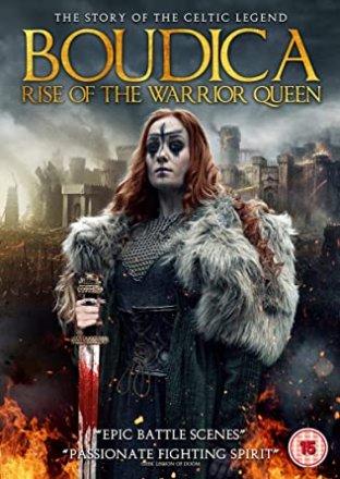 Capa do filme: A Ascensão da Rainha Guerreira