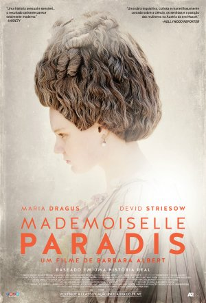 Capa do filme: Mademoiselle Paradis