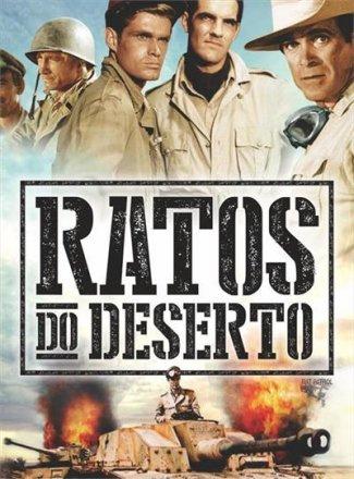 Capa do filme: Ratos do Deserto