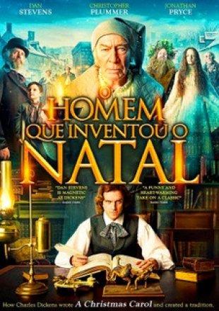 Capa do filme: O Homem Que Inventou o Natal