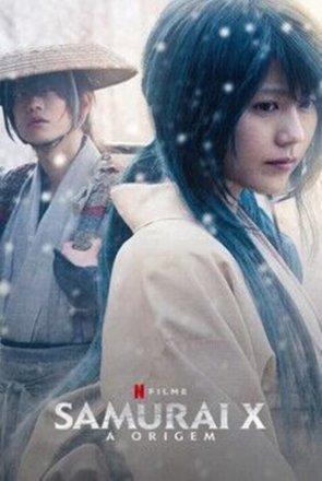 Capa do filme: Samurai X: A Origem