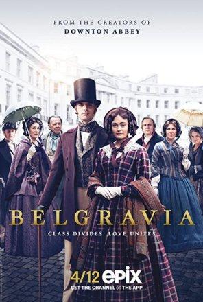 Capa do filme: Belgravia