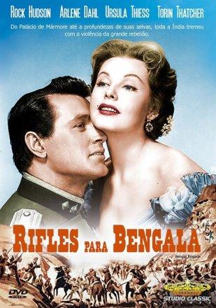 Capa do filme: Rifles para Bengala