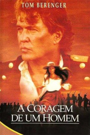 Capa do filme: A Coragem de um Homem