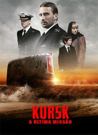 Capa do filme: Kursk - A Última Missão