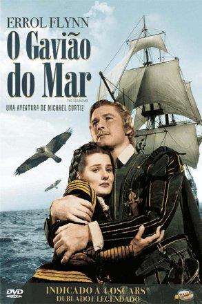 Capa do filme: O Gavião do Mar