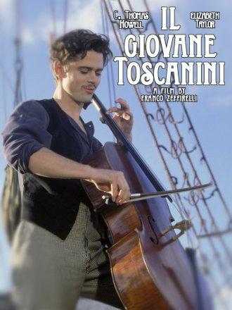 Capa do filme: O jovem Toscanini