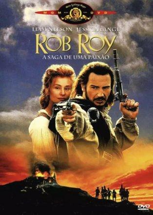 Capa do filme: Rob Roy, a Saga de uma Paixão
