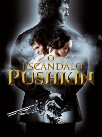 Capa do filme: O escândalo Pushkin