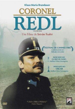 Capa do filme: Coronel Redl