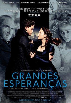 Capa do filme: Grandes Esperanças
