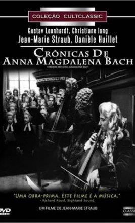 Capa do filme: Crônicas de Anna Magdalena Bach
