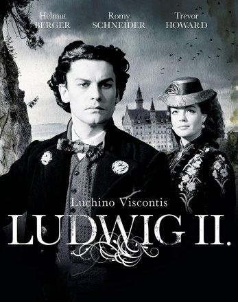 Capa do filme: Ludwig: A Paixão de um Rei