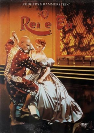 Capa do filme: O Rei e Eu