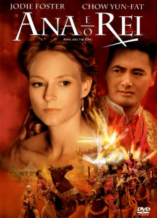 Capa do filme: Anna e o Rei