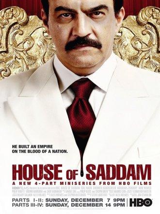 Capa do filme: A Casa de Saddam