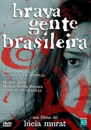 Capa do filme: Brava Gente Brasileira