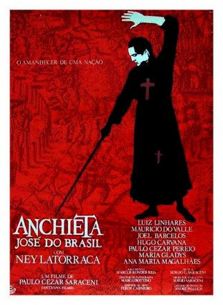 Capa do filme: Anchieta, José do Brasil