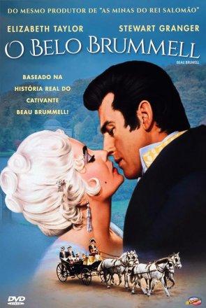 Capa do filme: O Belo Brummel