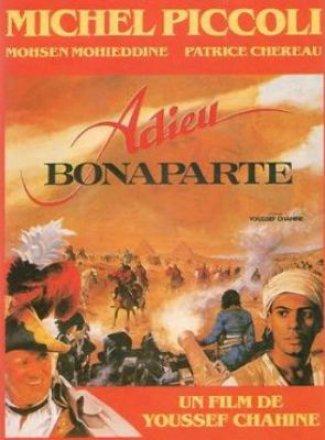 Capa do filme: Adeus Bonaparte