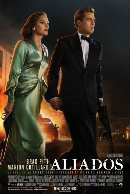 Capa do filme: Aliados